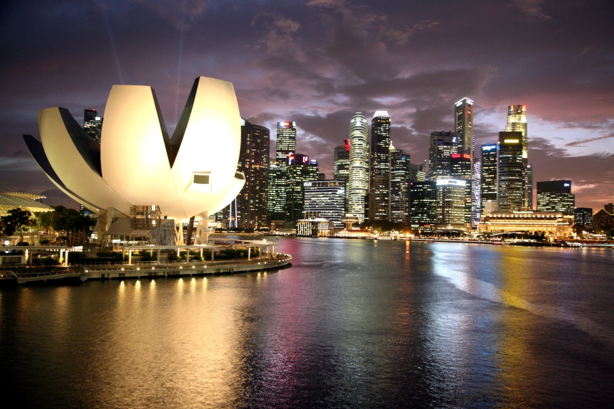 Singapur :: Azja w wersjipremium