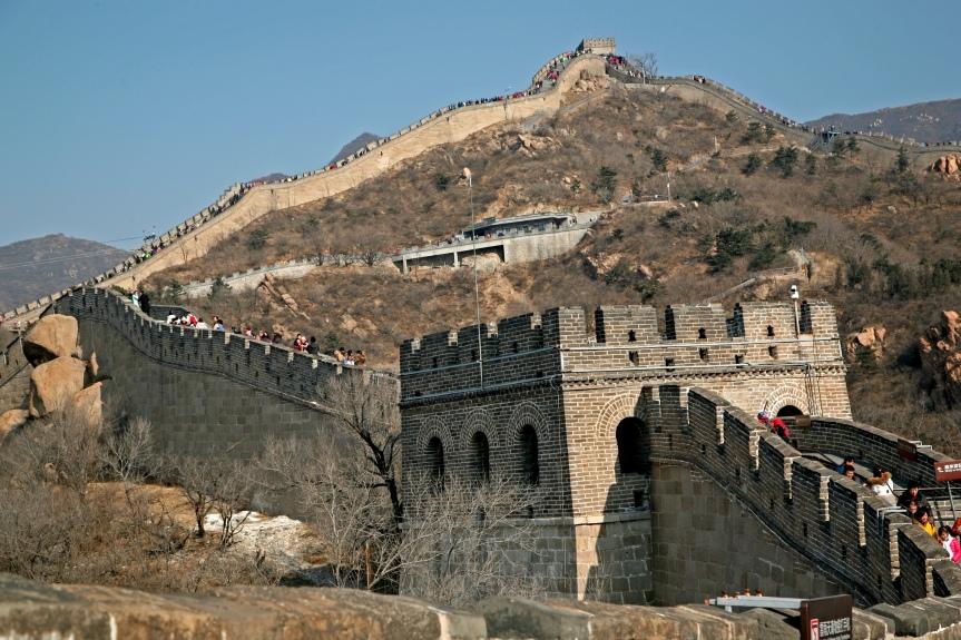 Chiny w jeden dzień :: Pekin i WielkiMur