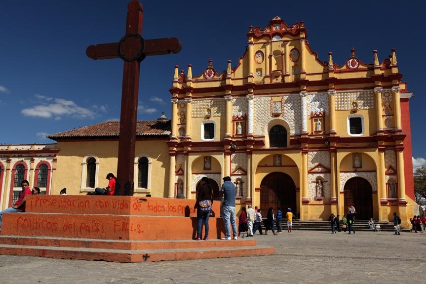 Meksyk :: Busem przez Chiapas iCampeche