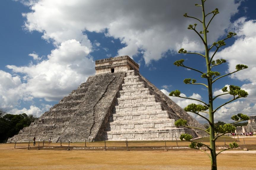 Meksyk :: Przez Jukatan na rajskieplaże