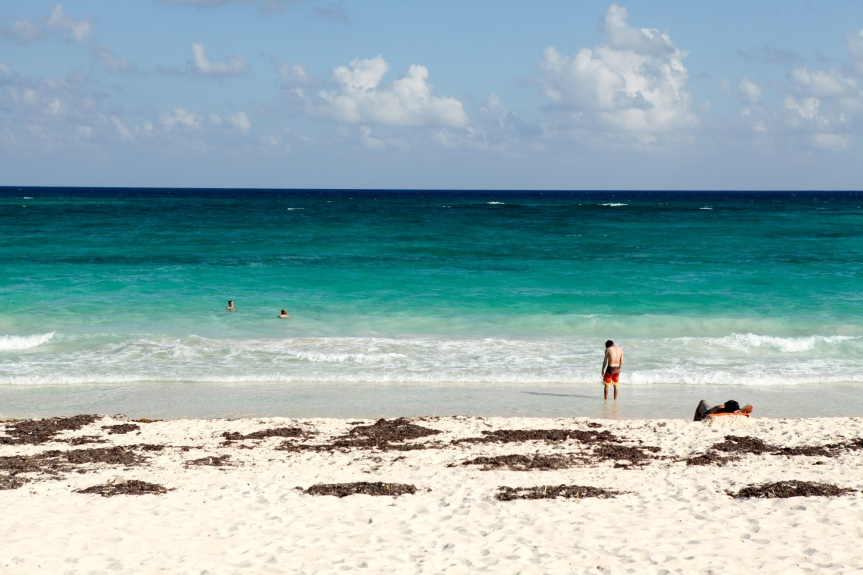 Meksyk :: Wybrzeżekaraibskie