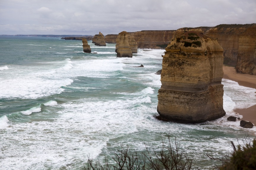 Australia :: Great Ocean Road. Cz. 1