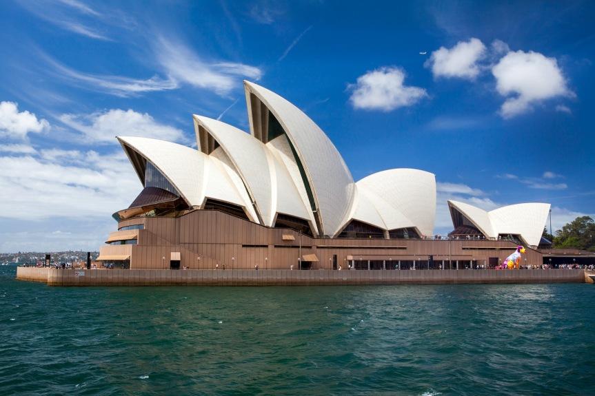 Australia :: Sydney w czterydni