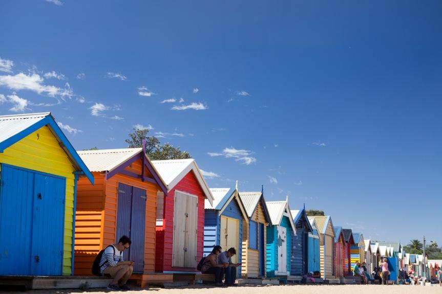 Australia :: Melbourne nadeser