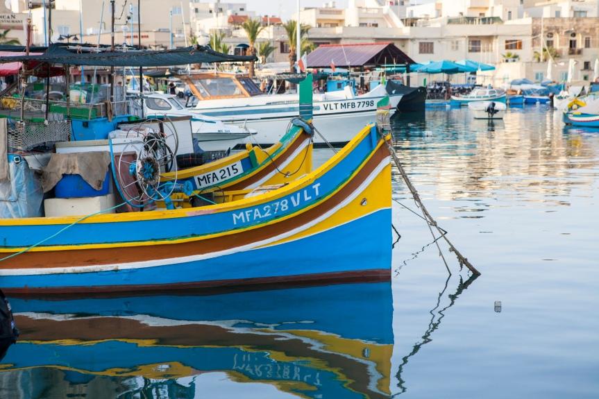 Malta :: Z niemowlakiem napokładzie