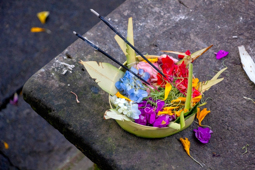 Indonezja :: Bali. Wracamy do Azji w powiększonymskładzie
