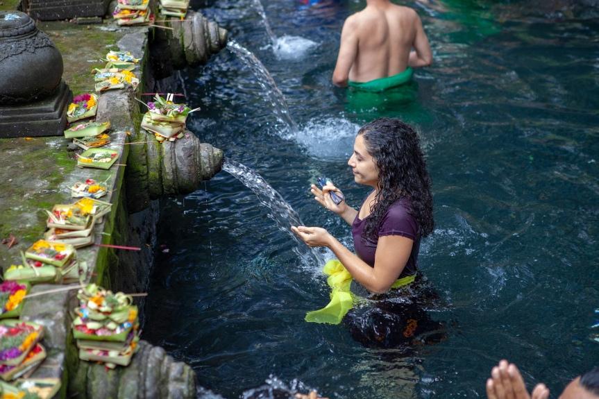 Indonezja :: Zwiedzanie Bali z kierowcą :: Dzień2